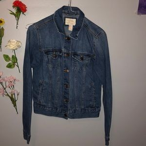 The best Forever 21 jean jacket